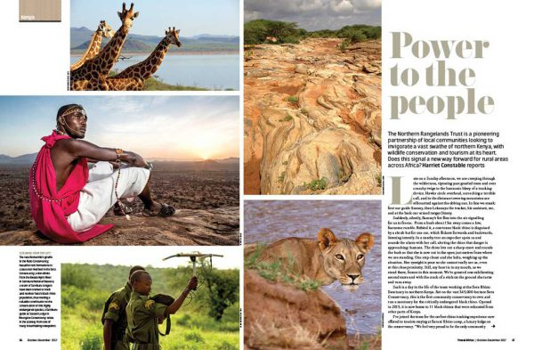 Travel Africa 80 (Print edition)