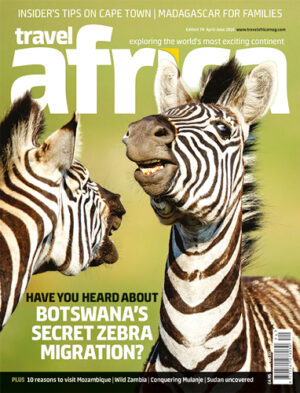 Travel Africa issue 74 cover