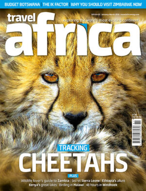 Travel Africa issue 81 cover