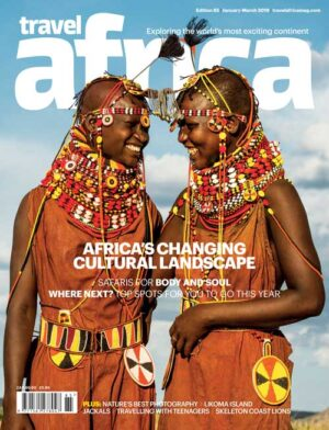 Travel Africa issue 85 cover