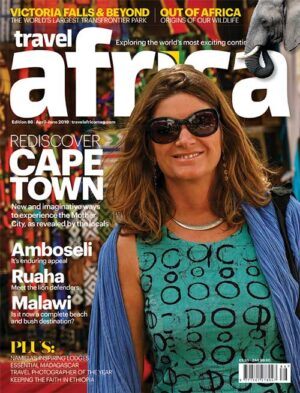 Travel Africa issue 86 cover