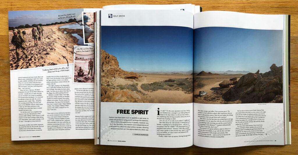 Contribute to Travel Africa magazine   Travel Africa magazine