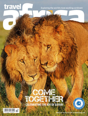 Travel Africa issue 92 cover | Travel Africa magazine
