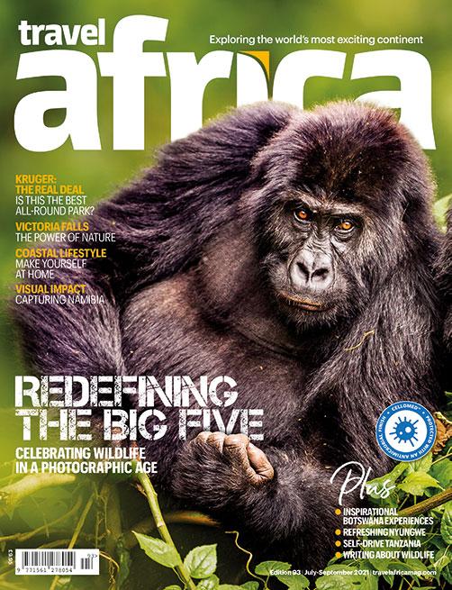 Travel Africa 93