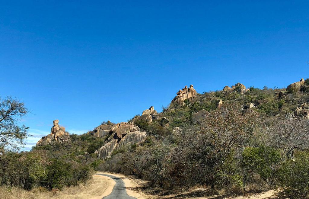 Matobo Hills, Zimbabwe (Travel Africa magazine)